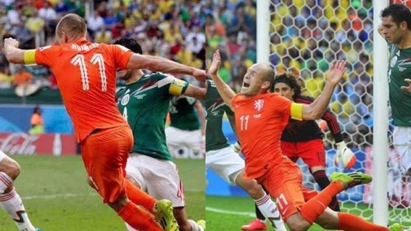 Beleef dit weekend opnieuw WK-plezier, FIFA zendt onvergetelijke Nederland - Mexico uit