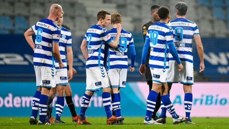 NEC - De Graafschap wordt eind februari eerste duel mét publiek sinds september