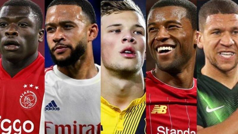 Deze Nederlandse spelers zijn aankomende zomer transfervrij op te halen