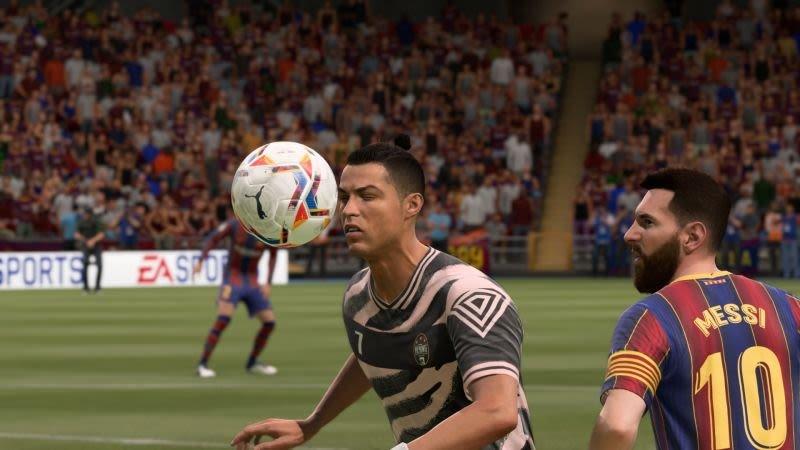 Je kunt nu een melding krijgen als je te veel FIFA 21 speelt