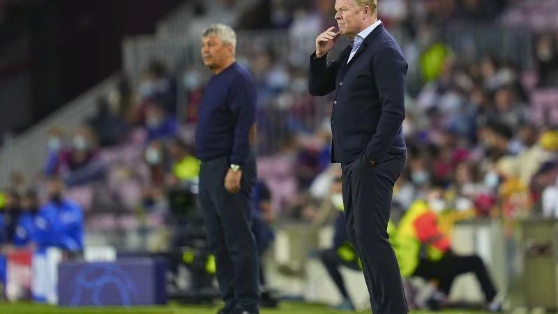 #KoemanOut weer trending na verlies Barça in Clásico