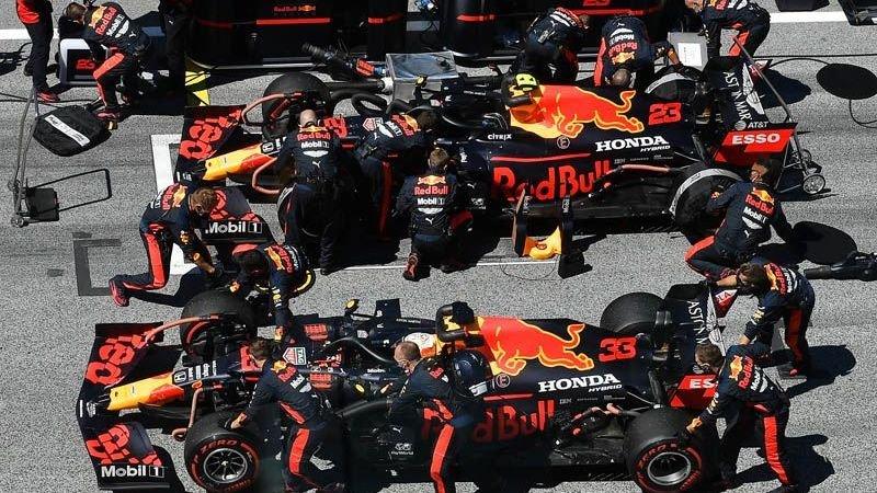 Tweede Grand Prix van Oostenrijk: Verstappen drijft verder weg van favorietenrol