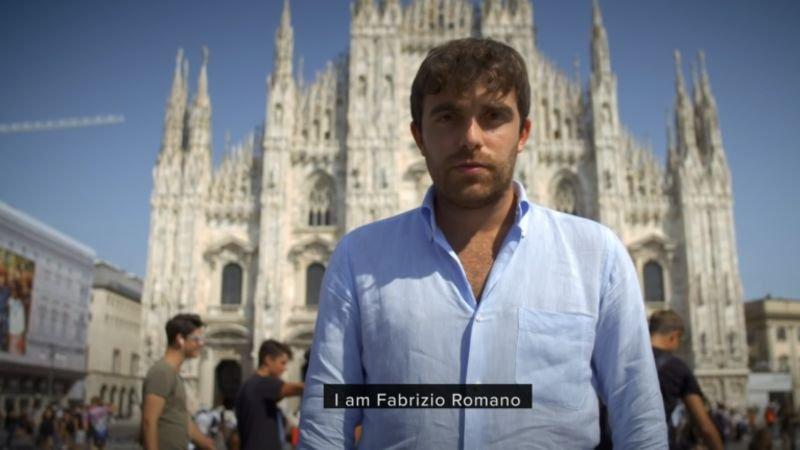 VIDEO: Een dag uit het leven van transfergoeroe Fabrizio Romano