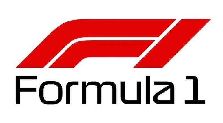 Logo van Formule 1