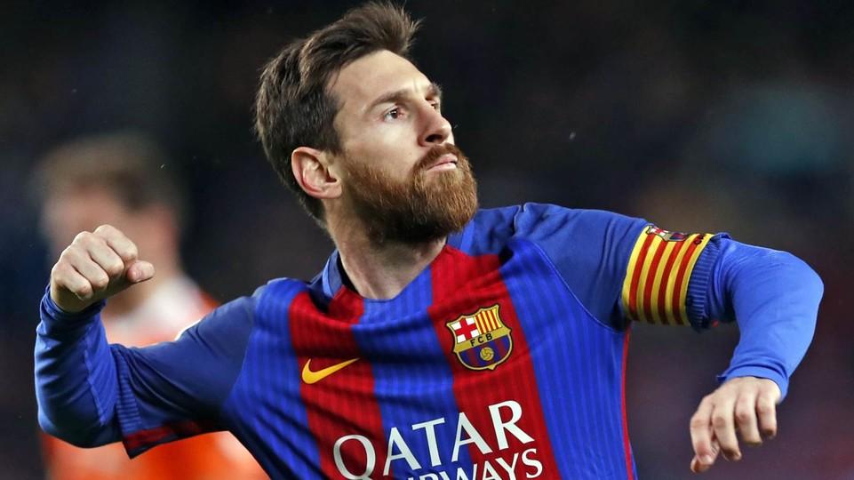 Wedden op Messi bij Barcelona