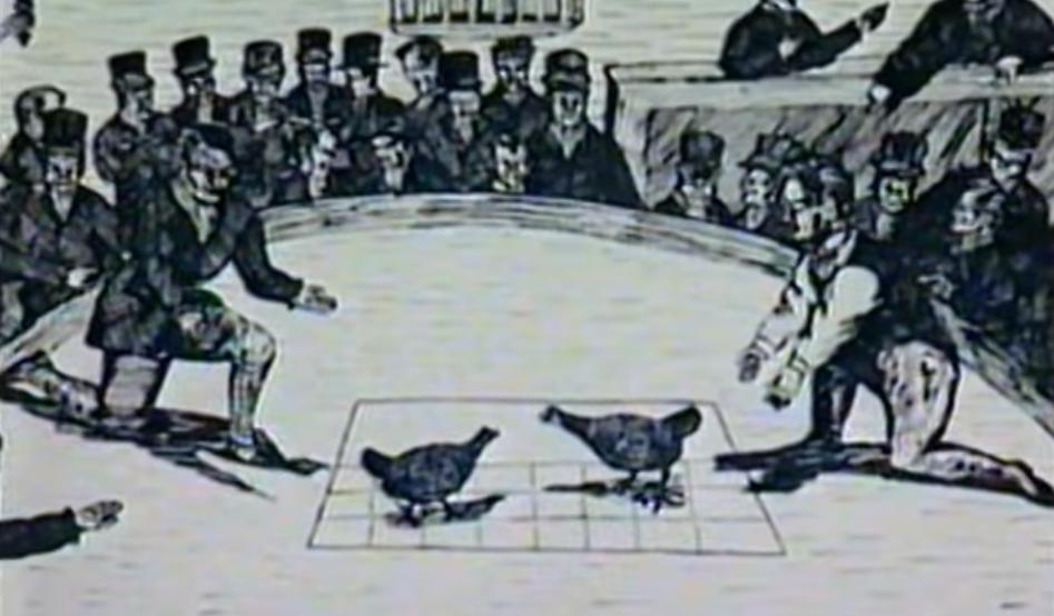 video-de-historie-van-het-gokken-en-wedden