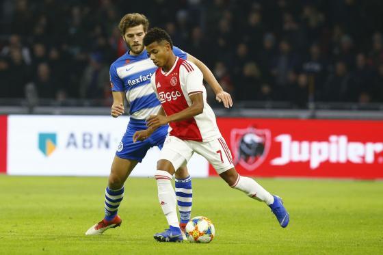 Eredivisie: Ajax grote favoriet in kampioensduel met De Graafschap