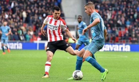 Eredivisie: PSV torenhoog favoriet in 'kampioensduel' tegen Heracles