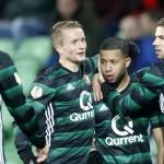 Eredivisie: Feyenoord grote favoriet, 12 keer je inzet bij stunt FC Groningen