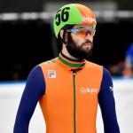 Olympische Winterspelen: Sjinkie Knegt pakt goud voor vijf keer je inzet!