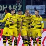 Bundesliga: Hoge notering voor winst Dortmund zonder tegendoelpunt