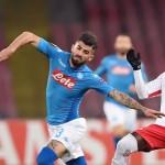 Europa League: Meer dan vier keer je inzet terug voor overwinning Napoli tegen RB Leipzig