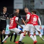 Gelijkspel Go Ahead Eagles, Emmen en Volendam voor 50 keer je inzet