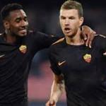 Special: Drie keer je inzet terug bij winst AS Roma en doelpunt Dzeko